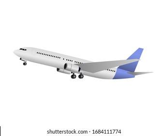 plane vector design skyline  travel  transportation