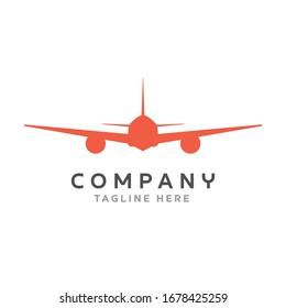 plane z simple logo design