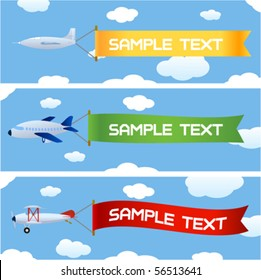 planes with message