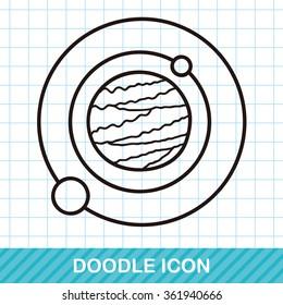 planet doodle