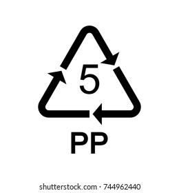 Recycle Pp Images, Stock Photos & Vectors | Shutterstock