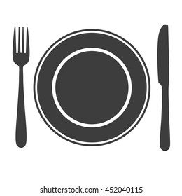 Empty Plate Stock Illustrations Images Vectors Shutterstock