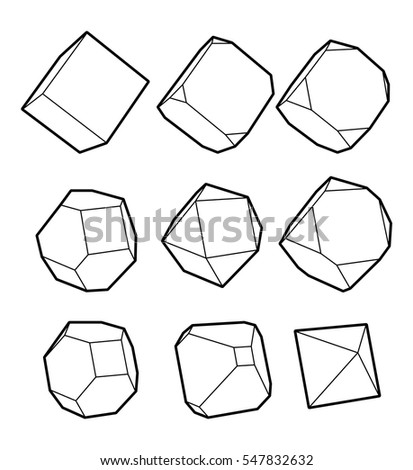 Platonic Solids Patterns Topsimages