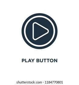 Imágenes, fotos de stock y vectores sobre Video Play Button