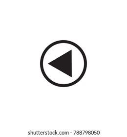 play icon vector logo