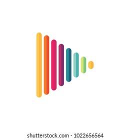 Play logo icon