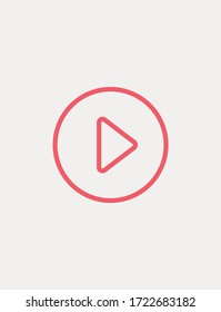 playback icon, vector multimedia for video and audio. photo, stop, pause.