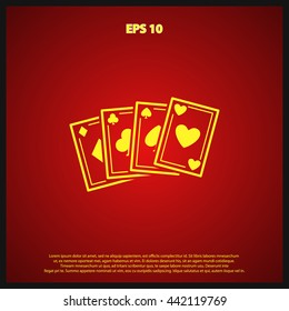 playing card icon