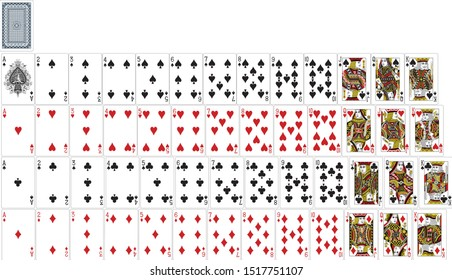 playing card, poker, game, card