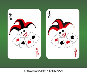 Joker Card Photos 14 017 Joker Stock Image Results