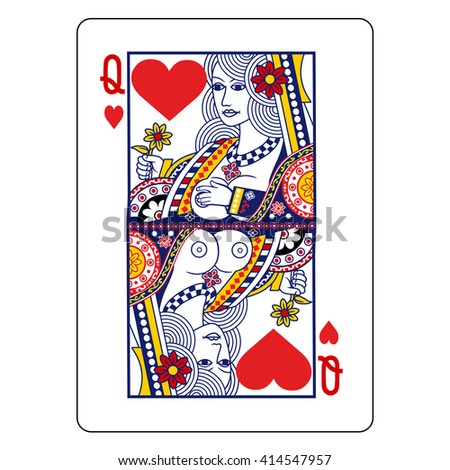 Sexy playing cards