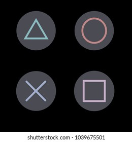 Playstation Icon Game