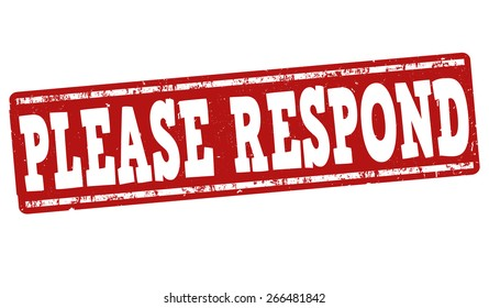 Reply Request Images, Stock Photos & Vectors   Shutterstock