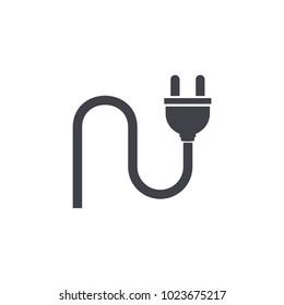 plug icon eps 10