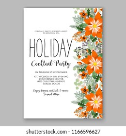 Party Invit Stock Vectors Images Vector Art Shutterstock