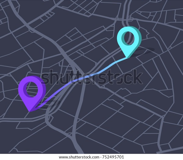 Point On Map Get Directions Route Stock Vector (Royalty Free ... on maps and directions, click for directions, driving directions, mapquest directions, map for directions, follow directions, custom map directions,