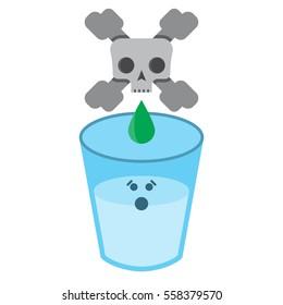 Drink Poison Images, Stock Photos & Vectors   Shutterstock