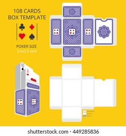 Imágenes Fotos De Stock Y Vectores Sobre Deck Of Cards Box