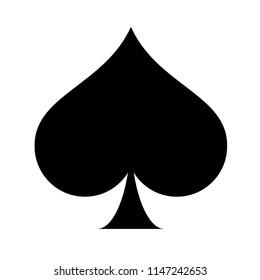 POKER CARDS VECTOR ILLUSTRATION