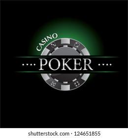 poker casino logo