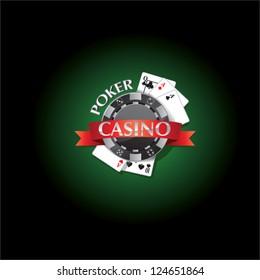 poker casino logo new