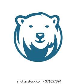 polar bear half circle