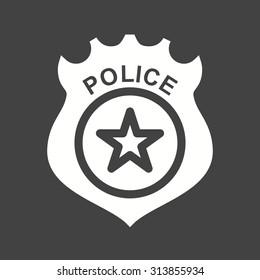 Police Badge Vector Stock Illustrations Images Vectors Shutterstock