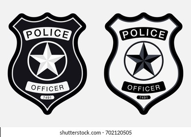 Police Badge Images, Stock Photos & Vectors | Shutterstock