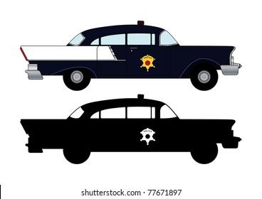 Police car 10