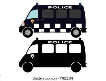 Police car 15