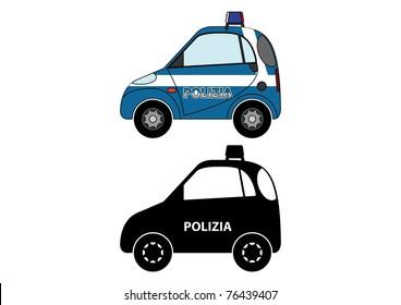 Police car 5