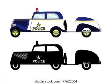 Police car 9