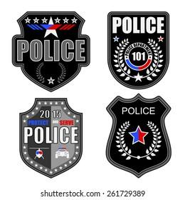 police logos