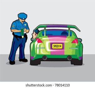 Police Pullover
