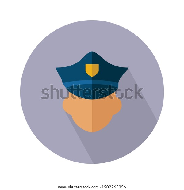 policeman icon - From web, universal and Miscellaneous Icons set