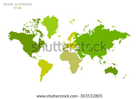 Free Map Of The World Showing Countries.Political Map World Colorful World Mapcountries Stock Vector