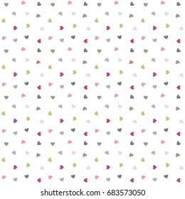 polka dots pattern background