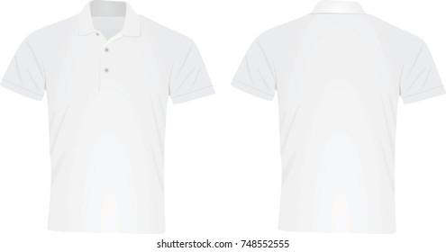 a1e865dbb8f Polo t shirt.vector illustration