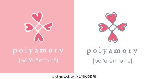 Polyamory - concept interpretation with phonetic transcription