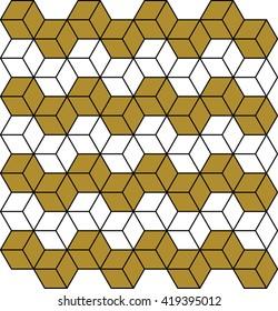 polygon art vector.
