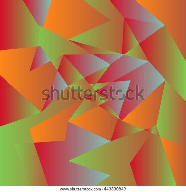 Polygon Background Abstract Texture Stock Vector (Royalty Free ...