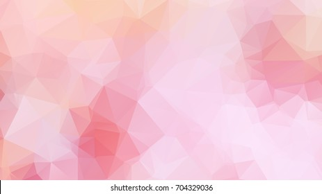 Polygonal abstract background. Abstract background consisting of triangles
