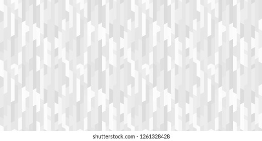 Polygonal background. Stripe pattern. Multicolored tile backdrop. Seamless abstract texture with lines. Geometric wallpaper with stripes. Image for your business. Black and white illustration
