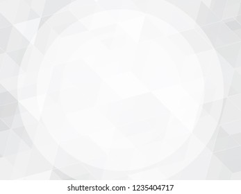 Polygonal background.Vector Abstract Elegant white and grey Background. Abstract white  Pattern.geometric pattern Texture.