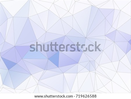 polygonal pattern background triangles template cover banners stock