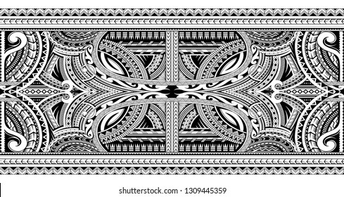 0c7b8671f Tribal Tattoo Images, Stock Photos & Vectors | Shutterstock