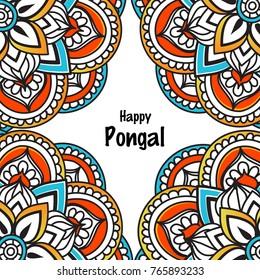 Pongal (Thai Pongal is a Tamil harvest festival)