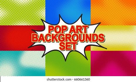 Background Retro Comic Style Images, Stock Photos & Vectors