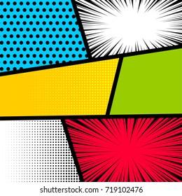 superhero border template