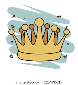 Cartoon Crown Images Stock Photos Vectors Shutterstock Pngtree provides millions of free png. https www shutterstock com image vector pop art crown cartoon 1224635215
